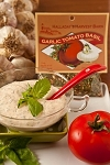 Garlic Tomato Basil Dip Mix