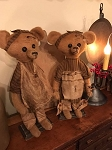 Dorothy Handmade Weathered Collection Primitive Bear 16
