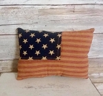 Handmade Flag Pillow 6