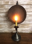 Rochester Reflector Table Lamp Handmade Tin