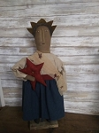 Handmade Lady Liberty Doll 26