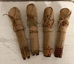 Handmade Antique Clothespin Doll 5
