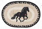 Stallion Braided Rug Mat 10