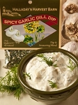 Spicy Garlic Dill Dip Mix