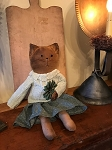 Handmade Cat Doll 15