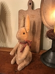 Handmade Plush Sitting Bunny Rabbit 12