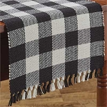 Wicklow Check Table Runner - 36