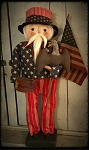 Americana Uncle Sam Sammy 28