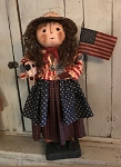 Americana Mama with Star Skirt **Pre-Order**