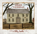Billy Jacobs - 2020 Wall Calendar