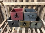 Star Boxes Handmade