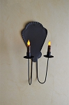 JAMESTOWN Candle Sconce
