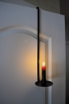 Cupboard Hook Candle Holder
