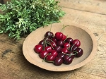 Realistic Faux Cherries Set of 24