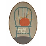Happy Home Fall Plate