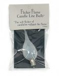 Flicker-Flame Candle-Lite Light Silicone Bulb