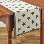 Lebanon Star Table Runner - 36