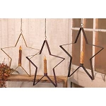 Whimsical Hanging Stars - Large