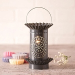 Tart Wax Warmer with Chisel in Country Tin