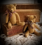 Handmade Jointed Teddy Bears 5