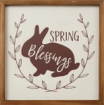 Sign - Spring Blessings