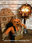 Handmade Pumpkin with Pocked full of Goodies 15