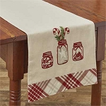 Mason And Peppermint Table Runner - 36