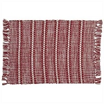 Peppermint Stripe Placemat