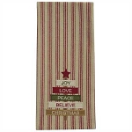Oh Christmas Tree Dishtowel