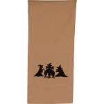Witches Brew Nutmeg Towel