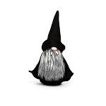 VLAD DRACULA GNOME WITH BLACK HAT AND CAPE MEDIUM 4