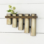TIN TUBE WALL STEM HOLDER
