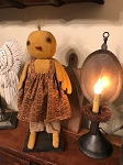 Handmade Primitive Chick 20