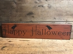 Happy Halloween Handmade Sign 6