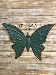 Metal Wall Butterfly 16