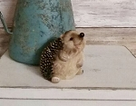 Playful Hedgehog Resin Figure 3.25