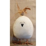 Chick Doll Large 8