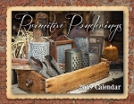 2019 Calendar – Primitive Ponderings by Mercantile Gatherings