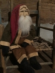 Arnett's Small Sitting Santa 18
