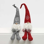 SCHNITZEL GNOME WITH SNOWFLAKE HAT 17