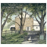 Country Path 2019 Wall Calendar