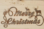 Merry Christmas Sign | 39