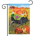 Farm Fresh Garden Flag