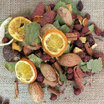 Orange Clove Potpourri