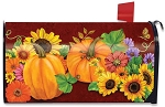 Fall Glory Mailbox Cover