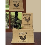Rooster Brand Table Runner
