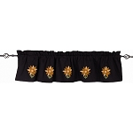 Sunflower Power Valance Black
