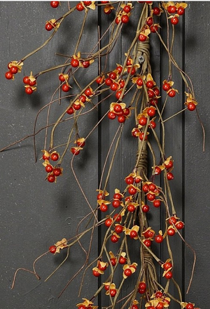 5ft Country Bittersweet Garland