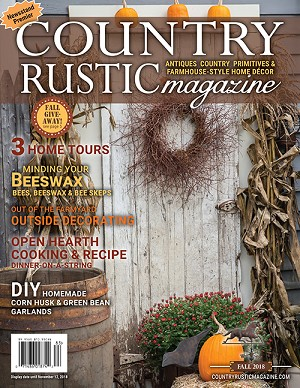 Country Rustic Magazine Fall 2018