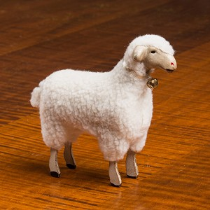 5.5 IN EXTRA LARGE GERMAN SHEEP